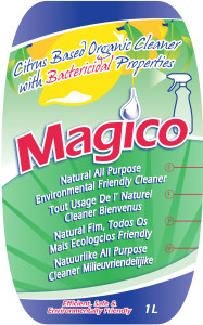 Environmentally Friendly All Purpose Cleaner