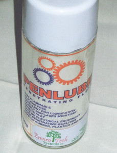 """""""Excellent for lubrication which readily displaces moisture. Safe on electrical equipment. Inhibits rust"""""""